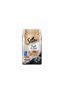 Sheba Nassfutter Fresh & Fine in Sauce