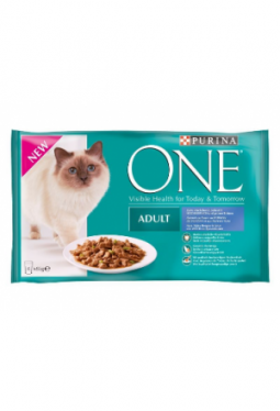 Purina ONE Purina ONE Nassfutter Adult
