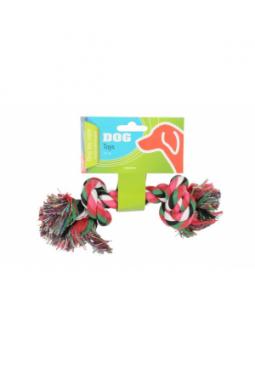 Hunde Knoten aus Seil