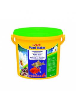 sera Fischfutter Pond Flakes 3.8l