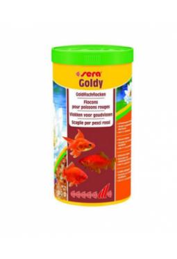 sera Fischfutter Goldy 1l, Packungsgr..