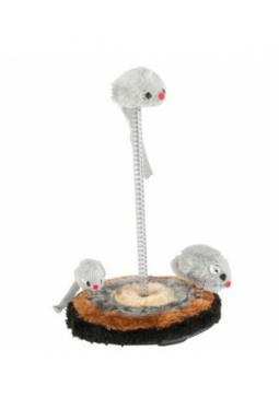 Katzenspielzeug Fang die Maus