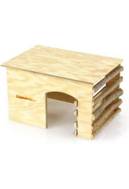 Copacabana Holzscheune