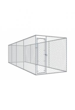 Hundezwinger 7,6x1,9x2 m