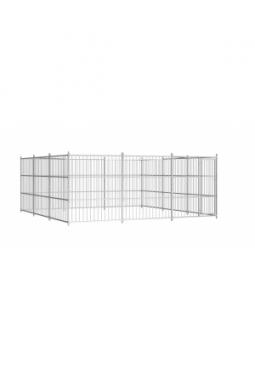 Hundezwinger 450×450×185 cm