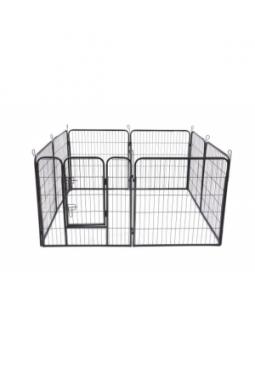 Laufgitter für Hunde massiv 80 cm