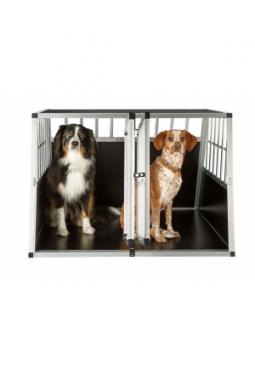 Hundetransportbox doppel ohne Trennwa..