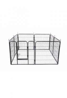 Laufgitter für Hunde massiv 100 cm