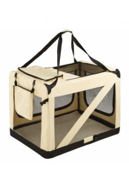 Hundebox faltbar XXXL / 101 x 68 x 68,5 cm