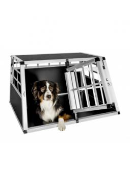 Hundetransportbox doppel 89 x 69 x 50 cm