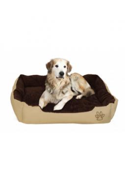 Hundebett mit Decke 110 x 80 x 18 cm