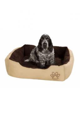 Hundebett mit Decke 80 x 60 x 18 cm